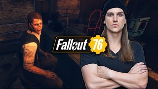 Jason Mewes (from Jay And Silent Bob) in Fallout 76 Wastelanders