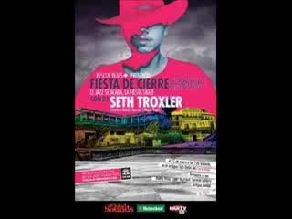 Seth Troxler  Casco Viejo - Panamá Jazz Festival 2010 part 1/5