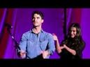 Darren criss lea michele - don't you want me - lmdc tour, brighton 01.12.18