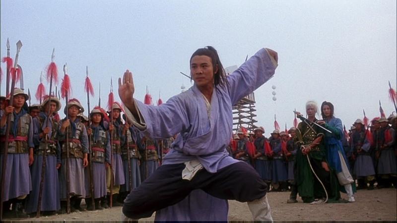 Best Fight Scenes: Tai Chi