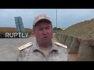 Генерал РФ хвастается надувными С 400 в оккупированном Крыму.