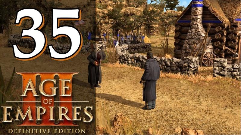 Прохождение Age of Empires 3 Definitive Edition 35 Срочные новости Акт 2 Тень