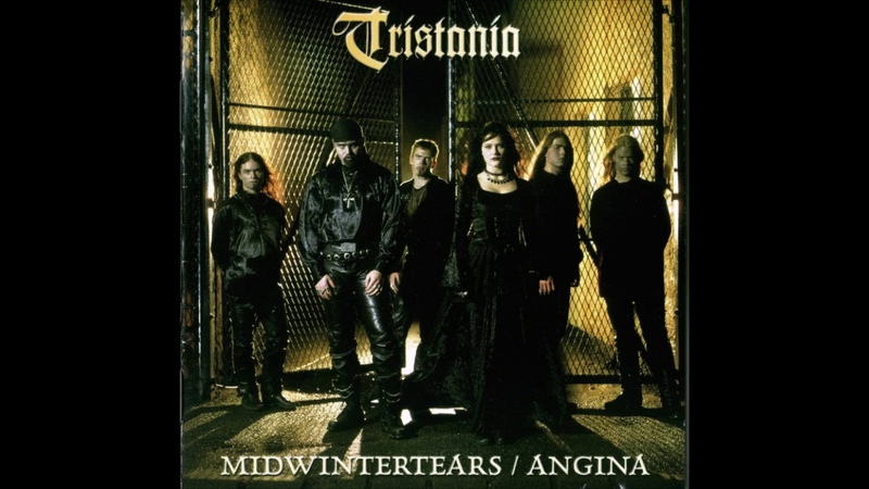 Tristania - Midwintertears Angina (2001/2005) (CD, Norway) [HQ]