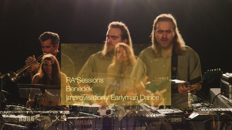 RA Sessions: Benedek Improvisation Earlyman Dance Resident Advisor