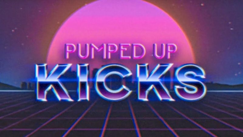 If Pumped Up Kicks was an 80s song Synthwave Cover