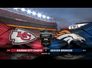 NFL 2019-2020 / Week 07 / Kansas City Chiefs - Denver Broncos / EN