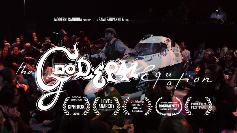 The Goodiepal Equation Full length documentary film
