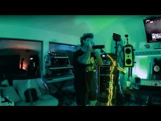 VII - 1 Papa Roach recording live from the bubble - #PapaRoach on #Twitch | #Papa_Roach