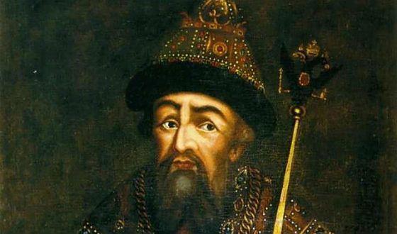 Иван Грозный и ненастоящий царь