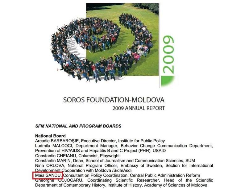 Молдавский Трамп: Игоря Додона будут свергать по американскому сценарию Сороса, изображение №2