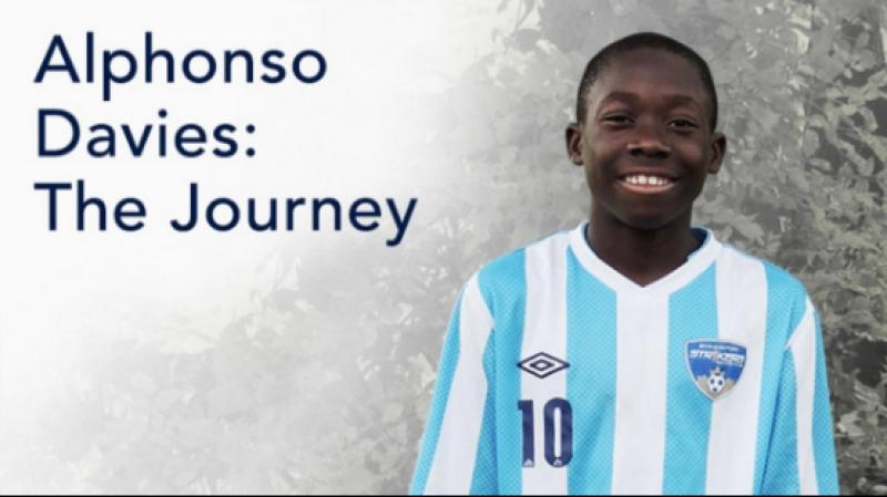 The Journey Alphonso Davies