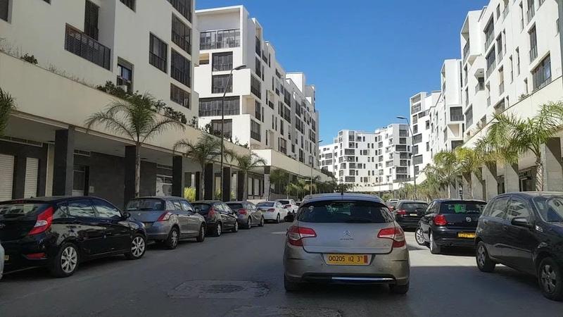 Driving in oran Algérie 12 06 2019 وهران الجزائر