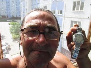 мои наручные мужские часы ЗИМ шайба