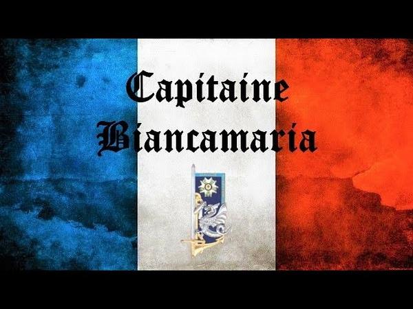 Capitaine Biancamaria Chant de Promotion EMIA Chant Militaire Sous Titres