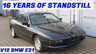 Back in Service After 16 Years - V12 BMW E31 850i Revival - Project Malaga: Part 2