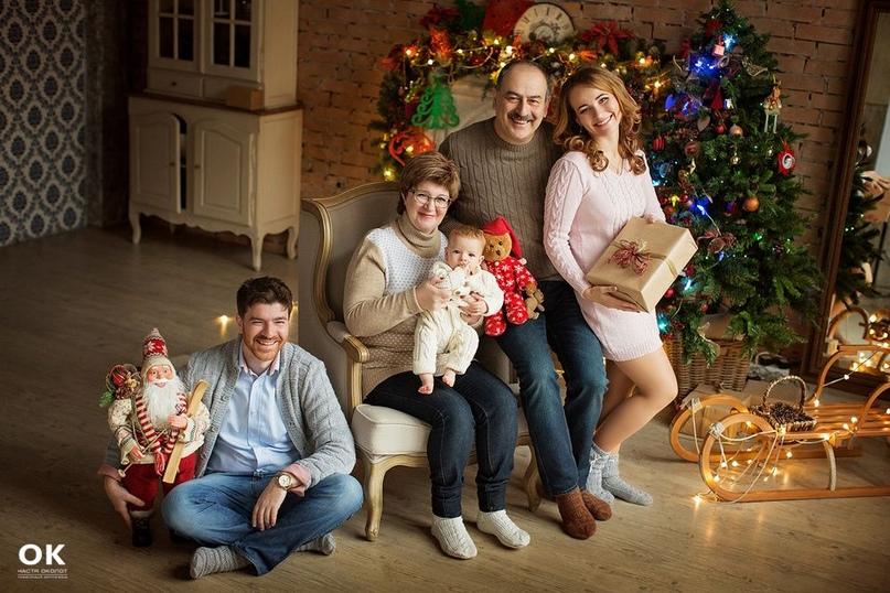 Секреты удачной фотосессии на Новый Год, изображение №7