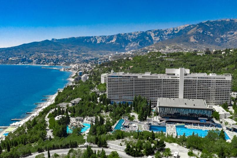 Отель Yalta Intourist вошел в хит-парад осеннего SPA-отдыха