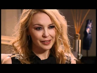 kylie minogue interview with Molly Meldrum