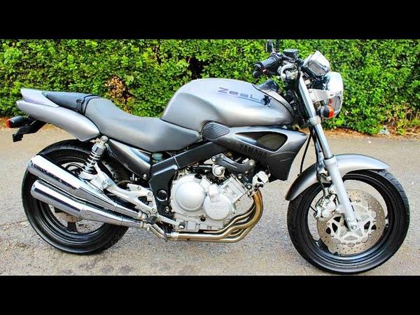 😎 Yamaha FZX 250 Zeal Таких Больше не Делают 👍
