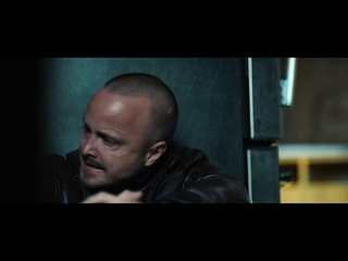 Jesse finds money in fridge | El Camino : A Breaking Bad Movie Netflix