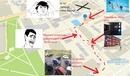 Схема прохода к бассейну на улице Фучика 10 корпус 2е:
