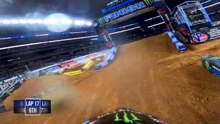GoPro: Malcolm Stewart | 2021 Monster Energy Supercross | Arlington 3 | 450 Main Event Highlights