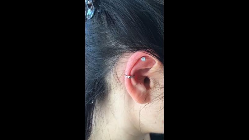 Piercing in KAZAN 😍🔥