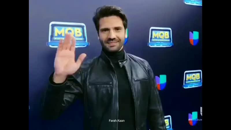 Каан на телешоу Mira Quien Baila на испаноязычном телеканале Univision (США)_12