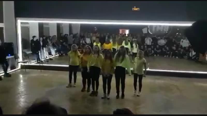 DANCEHALL KIDS PRO - BM1 DH 5 YEARS