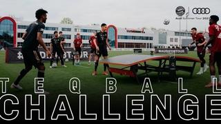 TeqBall Challenge   #3 FCB Summer Games