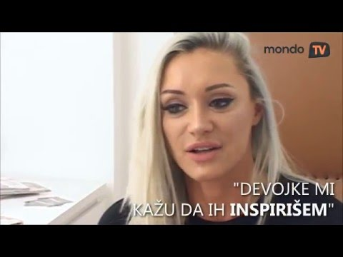 Diana Morić Srpska izvajana Barbika uzor ženama Mondo TV