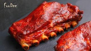 Ребрышки свиные в духовке (Alina FooDee)