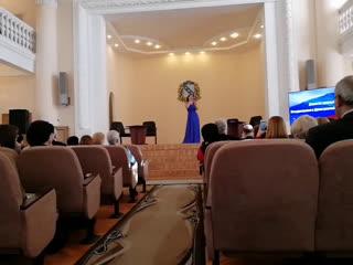Торжественная церемония чествования журналистов курских СМИ