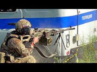 Тактическая стрельба из пулемета. 2-ой Открытый турнир по стрельбе из пулемета памяти Страхова О. Е.
