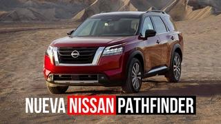 Nissan Pathfinder 2022 🔥 Así es la quinta generación 🔥 Lanzamiento mundial