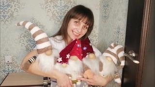 DIY/Скандинавский Гном/Лёгкий способ/Christmas Decorations