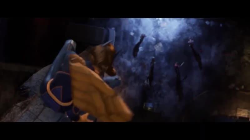 Рыцари Готэма Gotham Knights Русский трейлер Дубляж Игра 2021