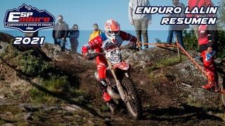 Enduro Lalín 2021. Campeonato de España, resumen de carrera